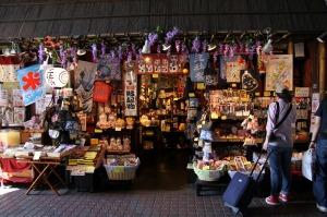 東武線ガード下のお店